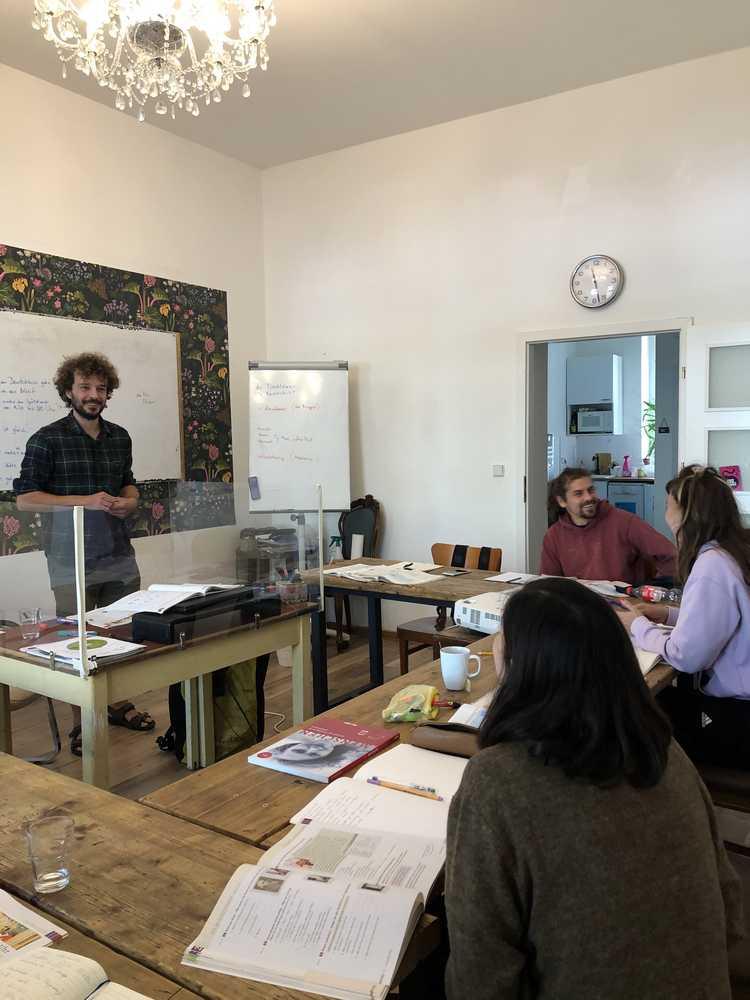 Sprachen lernen in Neukölln